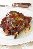 Rib steak Royalty Free Stock Images