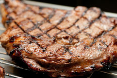 Rib steak Stock Photo