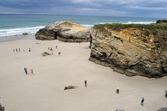 Ribadeo. Spain Stock Photos