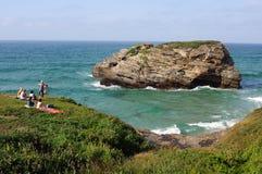 ribadeo Spain Zdjęcie Royalty Free