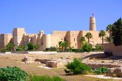 Ribat在Monastir在突尼斯,非洲 免版税库存图片