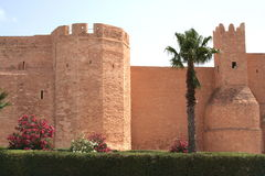 Ribat - Arabic fortification Stock Photo