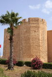 Ribat - Arabic fortification royalty free stock photo