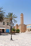 Ribat dans Sousse, Tunisie Photo stock