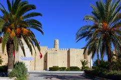 Ribat di Monastir, Tunisia Fotografie Stock