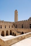 Ribat em Sousse, Tunísia fotos de stock royalty free