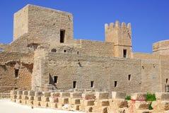 Ribat en Monastir en Túnez, África Fotos de archivo libres de regalías