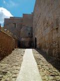 Ribat en Monastir en Túnez, África fotografía de archivo libre de regalías