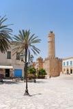 Ribat en Sousse, Túnez Foto de archivo