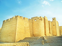 The Ribat in Monastir Stock Image