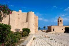 Ribat Monastir, Tunezja fotografia royalty free
