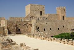 Ribat in Monastir in Tunisia, Africa Royalty Free Stock Image