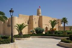 Ribat in Monastir in Tunisia, Africa Stock Image