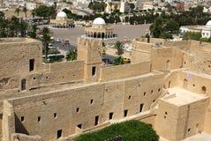 Ribat in Monastir in Tunisia, Africa Stock Photography