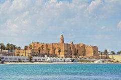 Ribat in Monastir, Tunisia Royalty Free Stock Photo