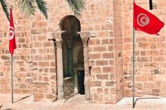 Ribat in Sousse Royalty-vrije Stock Foto