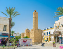 The Ribat of Sousse Stock Photography