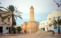 Ribat, Sousse, Tunisia Royalty Free Stock Images