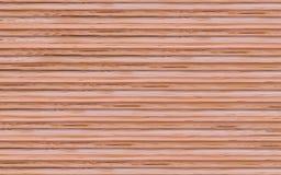 Ribbad naturlig wood färg för kanfastexturbräde Arkivbilder