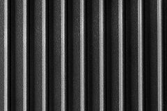 Ribbed cast iron surface Stock Photo