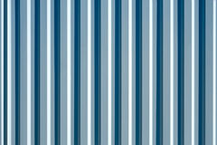 Ribbed fence surface as texture Stock Image
