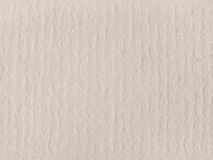 Ribbed grainy kraft cardboard paper texture background Stock Photos