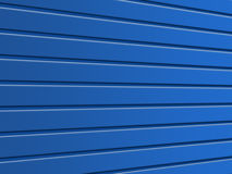 Ribbed lines background Royalty Free Stock Images