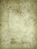Ribbed parchment and cracked plaster Royalty Free Stock Photography