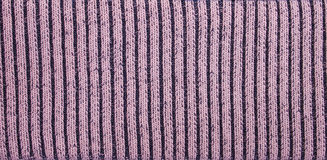 Ribbed Peace of Textile Royalty Free Stock Image
