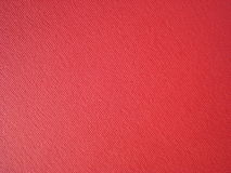 Ribbed red paper background Royalty Free Stock Images