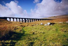 Ribblehead Railway Bridge Stock Photos