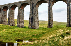 Ribblehead railway viaduct Stock Photos