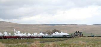 Ribblehead Station. Royalty Free Stock Photography