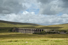 Ribblehead viaduct Stock Photography
