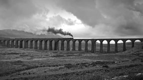Ribblehead Viaduct Royalty Free Stock Images