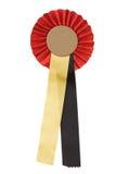 Ribbon 1. Coloured ribbon isolated on white background Royalty Free Stock Photography