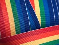 Ribbon. Colorful ribbon stock photos