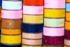 Ribbon. Colorful ribbon background Royalty Free Stock Photo