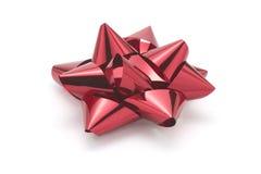 Ribbon. Christmas Ornament Stock Photo