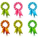 Ribbon Award Royalty Free Stock Photo