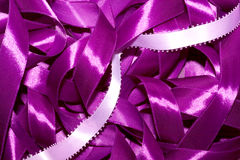 Ribbon background Stock Images