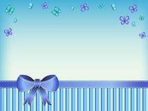 Ribbon background Royalty Free Stock Photos