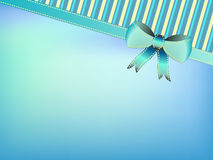 Ribbon background Stock Photography