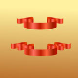 Ribbon Banner Royalty Free Stock Images