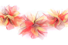 Ribbon bow Royalty Free Stock Photography