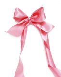 Ribbon bow Royalty Free Stock Photography