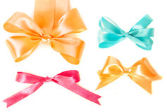 Ribbon bow Stock Photos