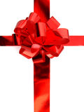 Ribbon and bow Royalty Free Stock Image