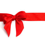 Ribbon bow Royalty Free Stock Images