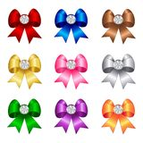 Ribbon bow Royalty Free Stock Photos